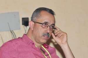 محمد مغودي / ناقد رياضي و عضو الرابطة المغربية للصحافة الرياضية .